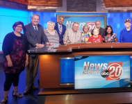 channel 20 tour group
