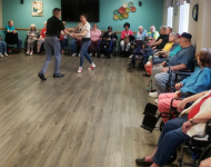 slf week 2019 dancers rod kelly residents